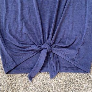 aerie Tops - AERIE - Lightweight Tie T-shirt